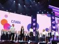 Гимн России в исполнении 15 000 добровольцев
